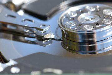 Récupération de documents effacés
